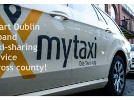 Smart Dublin expand taxi-sharing service
