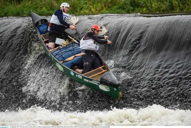 60th International Liffey Descent descends