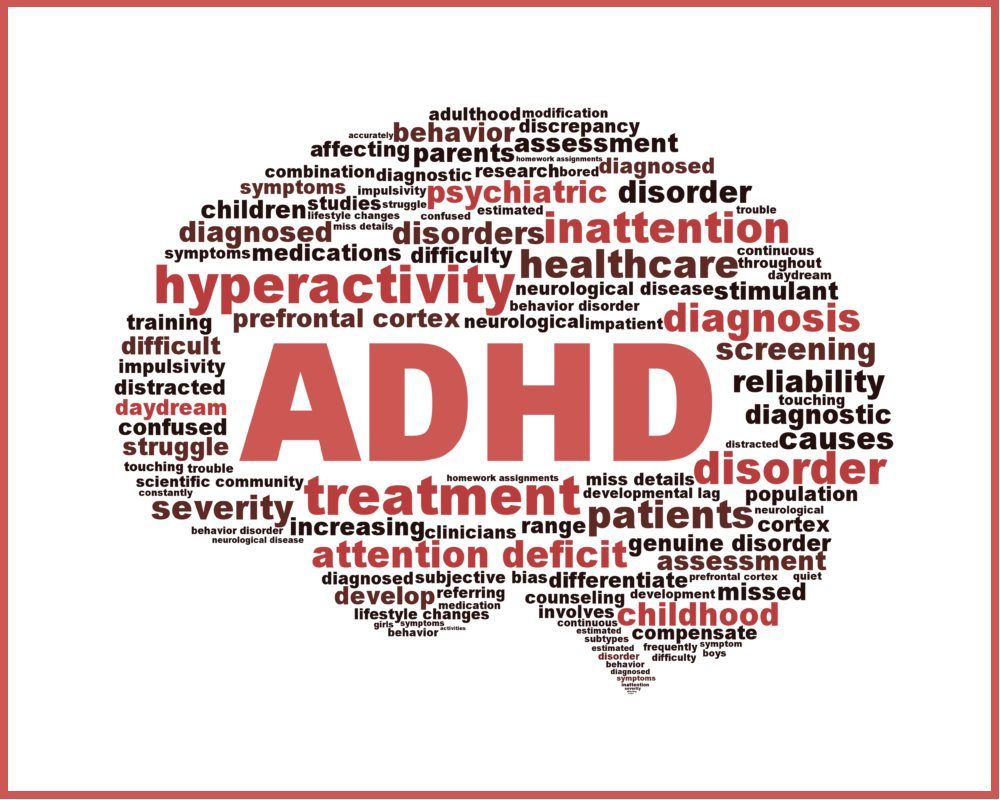 Adhd Charity To Highlight A Significant Increase In Demand For Services