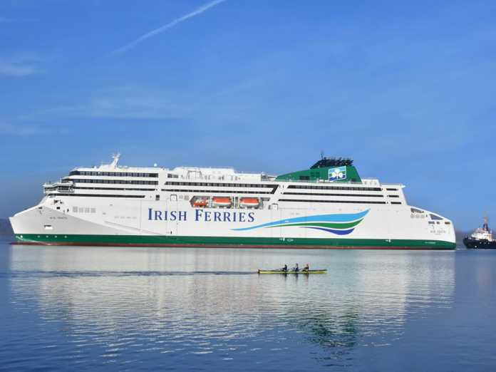 Irish Ferries Launches Summer 2020