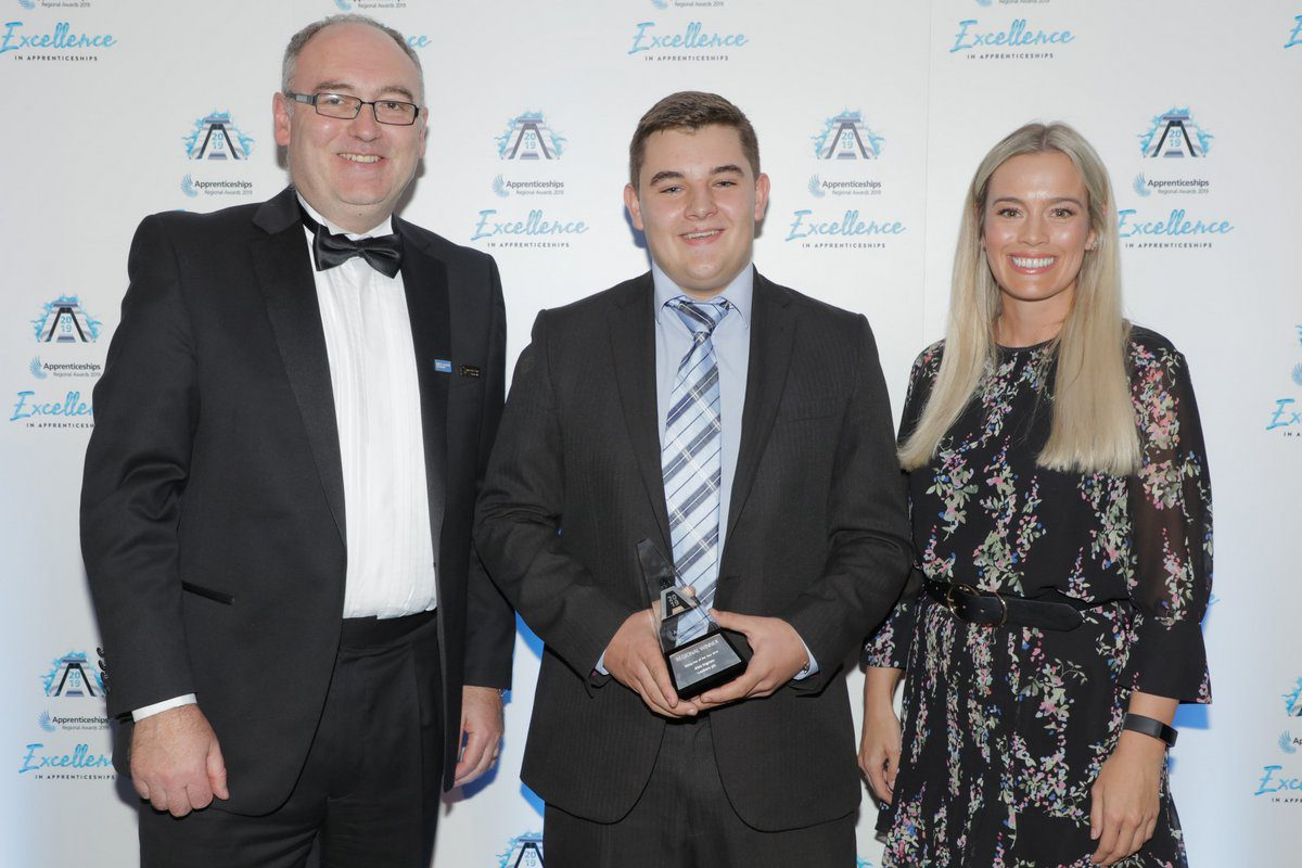 Lookers Apprentice Wins Industry Rising Star