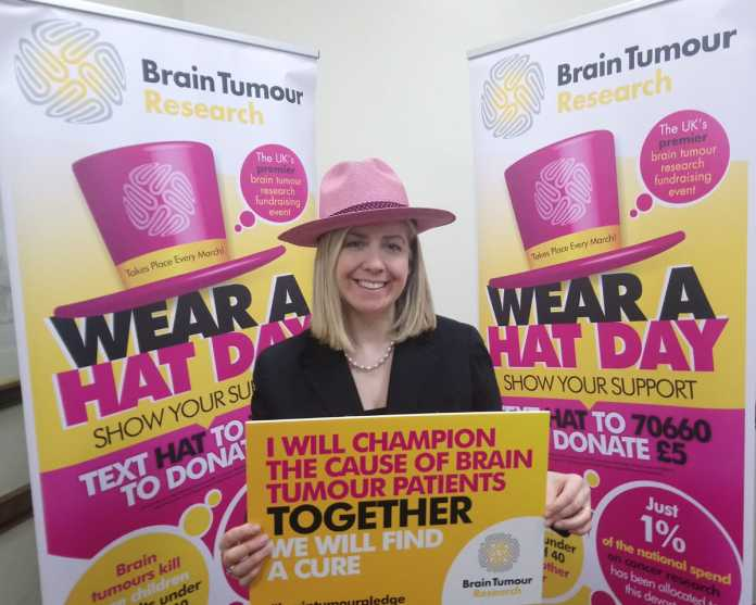 Brain Tumour Ireland #wearahatday 2019
