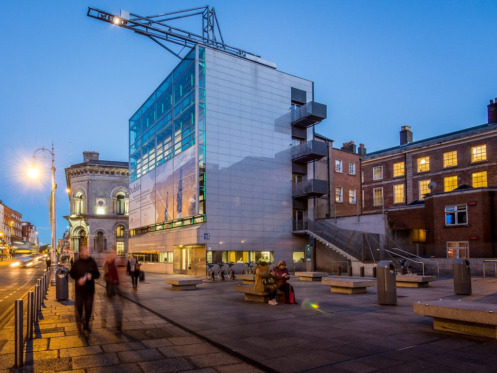 Dublin's-Barnado's-Square