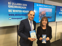 Be Winter Ready Information Campaign