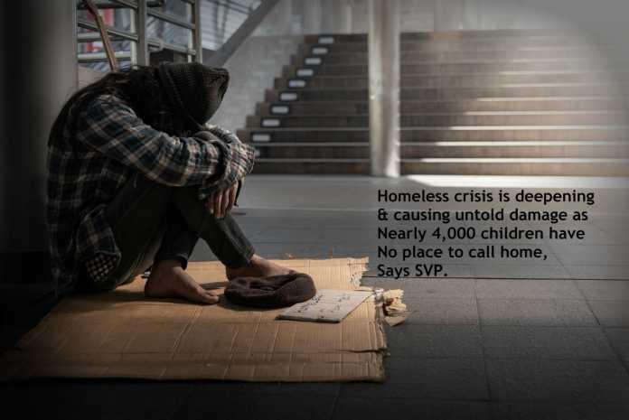 Homeless Crisis Is Deepening