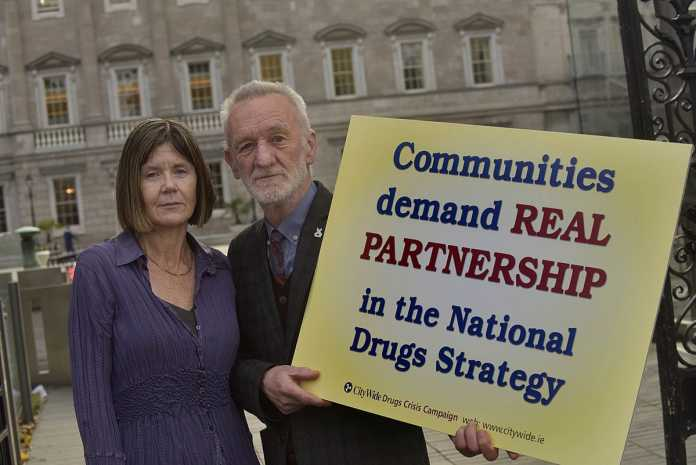 National Drugs Strategy Failure