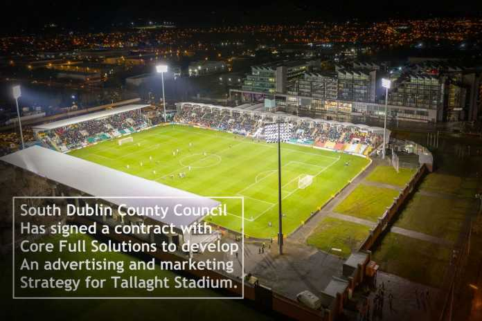 Tallaght Stadium to be Promoted as 20,000 Capacity