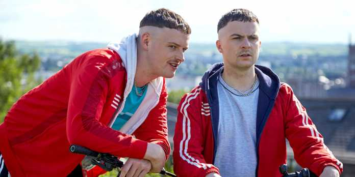 The Young Offenders return for a third series