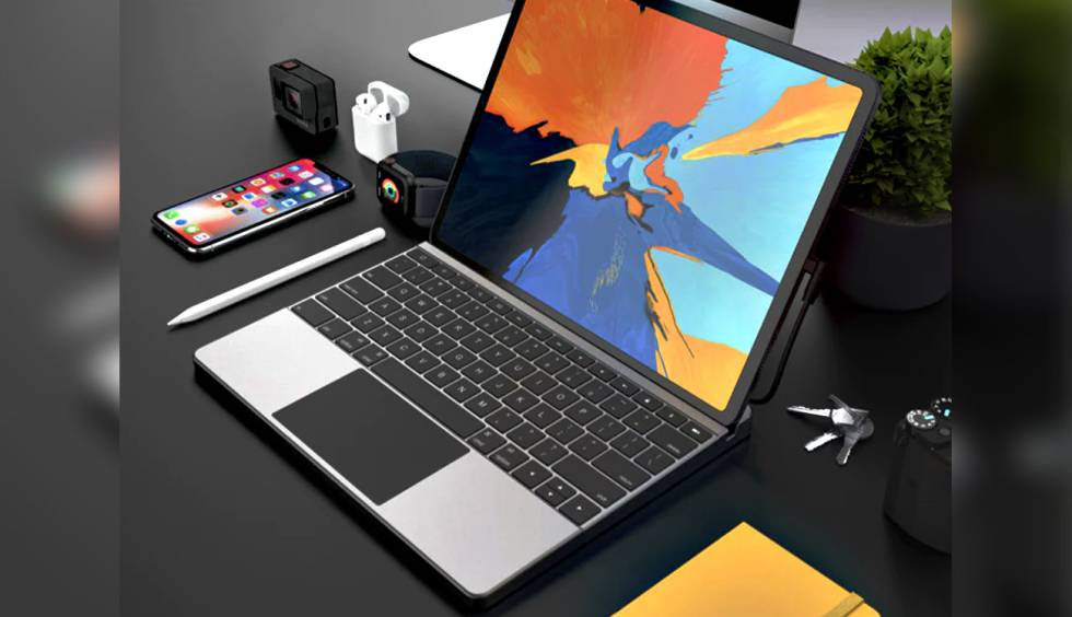 DoBox Pro: keyboard, mouse and extra gigabytes to turn your iPad Pro into a laptop
