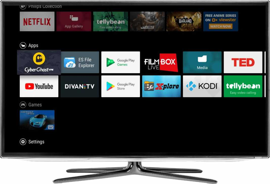 How to install APK applications on your Android TV, the easiest way