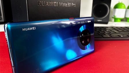 Huawei Mate 30 Pro: Still One Of The Best On