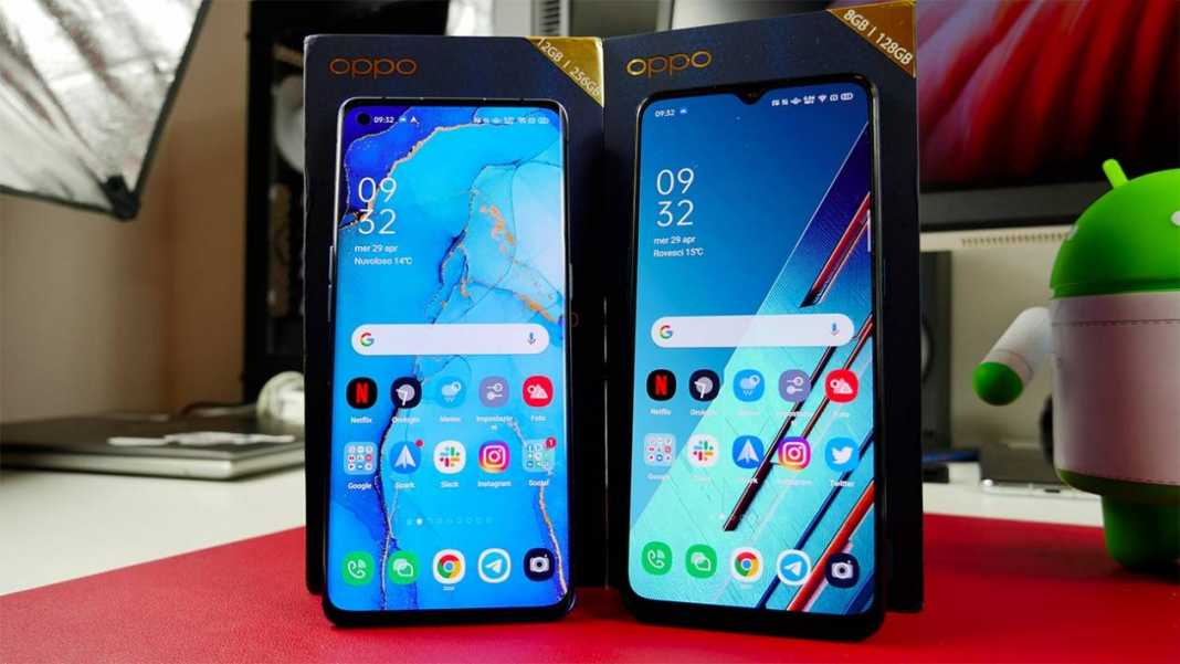 Oppo Find X2 Neo And Lite: The Two Mediogamma With