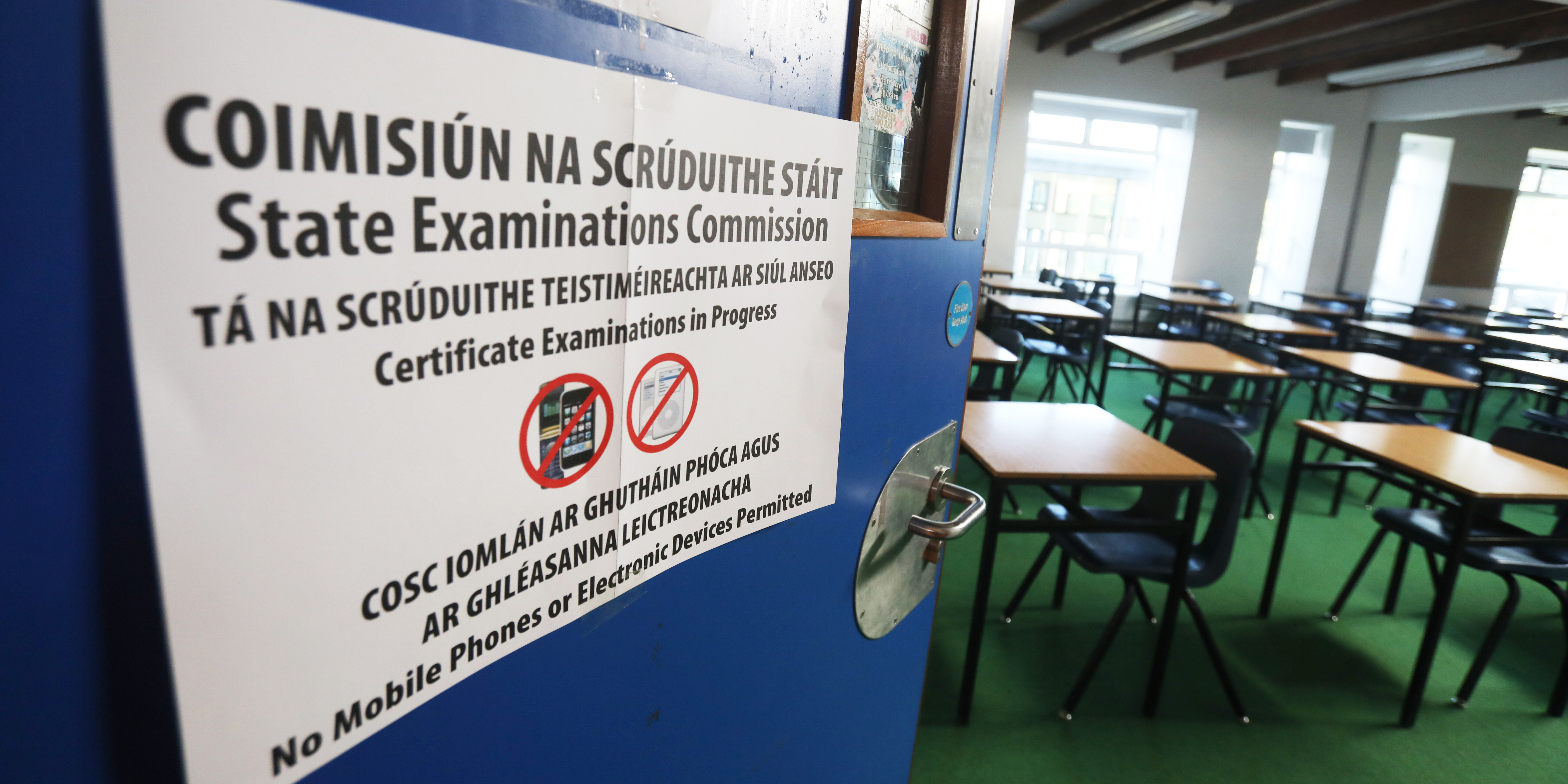 Leaving Certificate guidance published and parents alerted not to be pressured or deceived