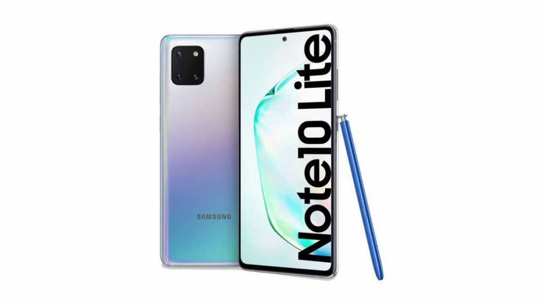 MediaWorld, Samsung Galaxy Note 10 Lite discounted of 190 euros, Just for Today