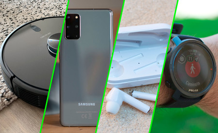 The 28 May Xataka reviews: 9 mobiles, smart watches, vacuum robots and all our reviews with their notes
