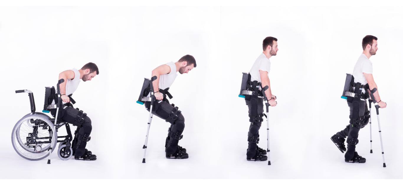 The exoskeleton