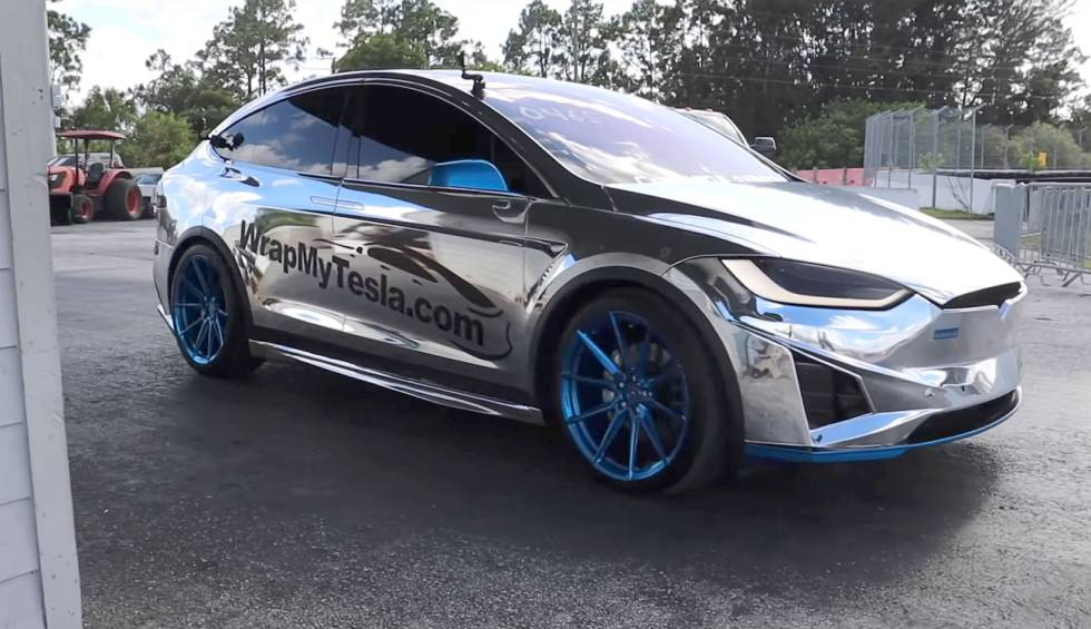 Is the Tesla Model X one of the fastest SUVs in the world?  According to this video yes