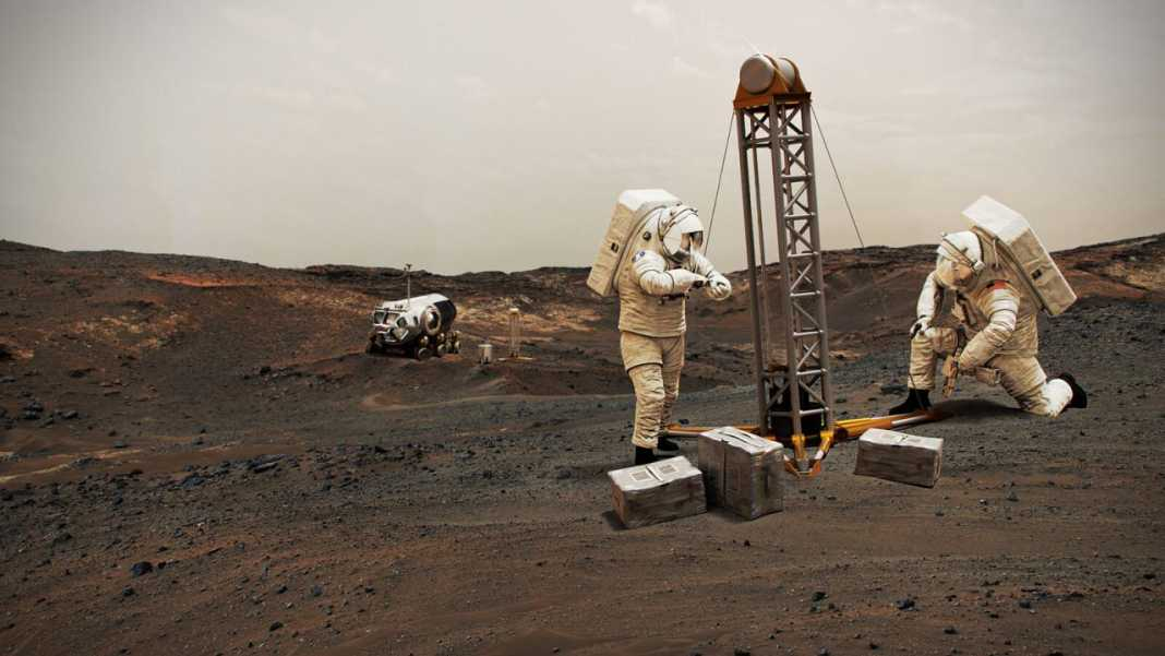 The Perseverance rover will test the materials for future space suits for Mars