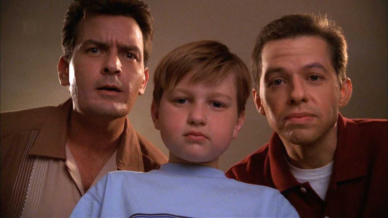 Two and a Half Men - Best Comedy Series
