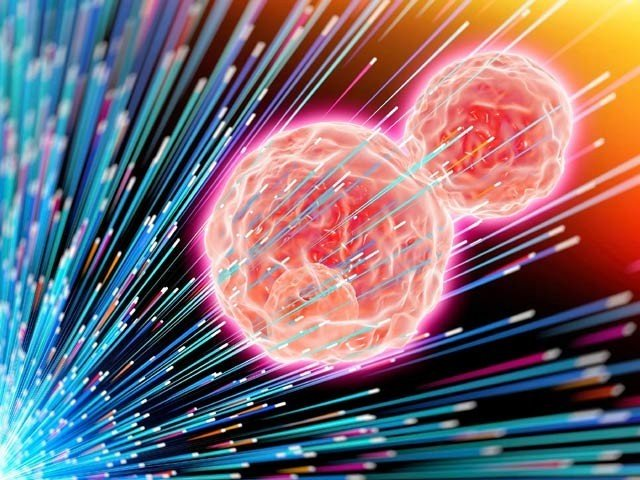 Even very small breast cancer tumors can be detected thanks to terahertz laser technology.  Photo: File