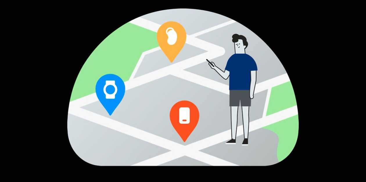 Finding a Samsung Galaxy is much easier with SmartThings Find, the new location system