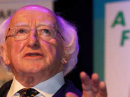 'Historical achievement' - President of Ireland launches new English-Irish dictionary today