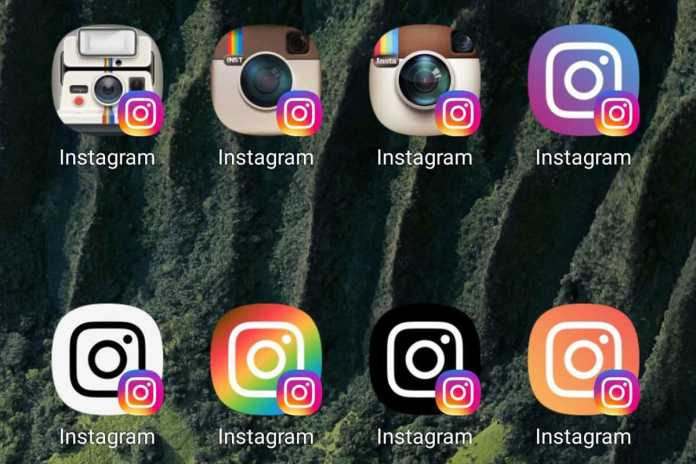 How to change the Instagram icon on an Android mobile