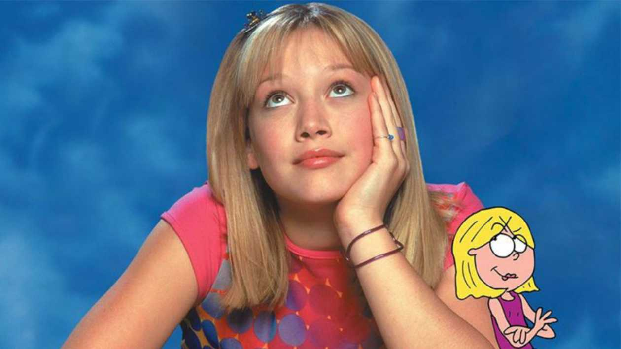 Lizzie McGuire - Teen Series on Disney Plus