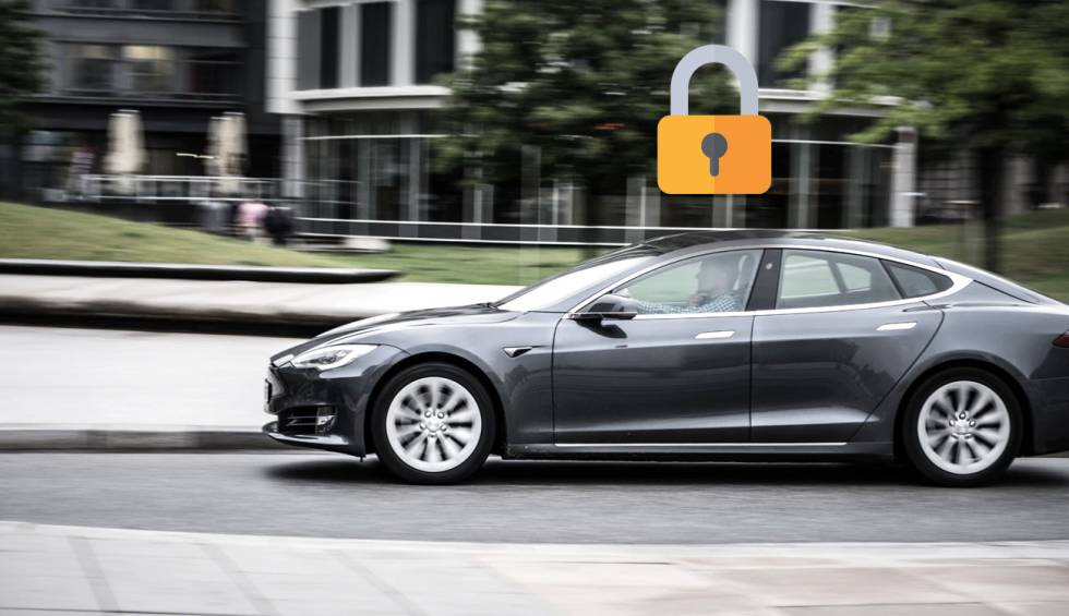 The Official Tesla App Now Offers Two-Step Verification