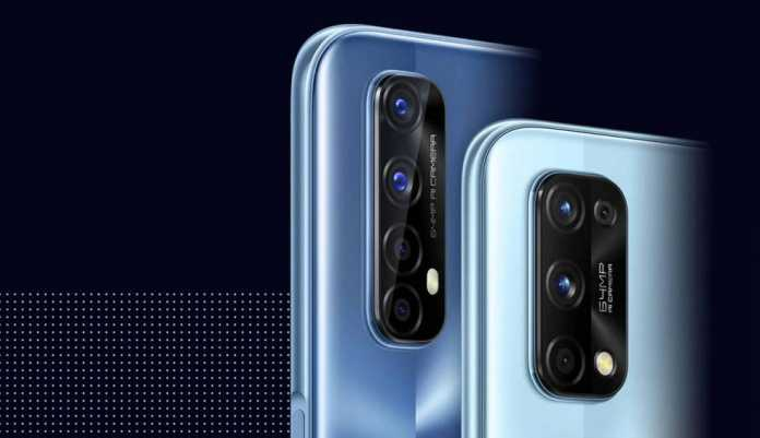 New Realme 7 and 7 Pro.