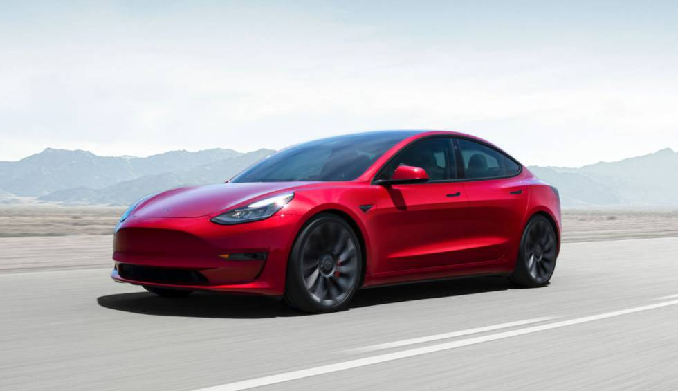 These are the novelties that Tesla prepares in its ranges of Model 3, S and X for Spain