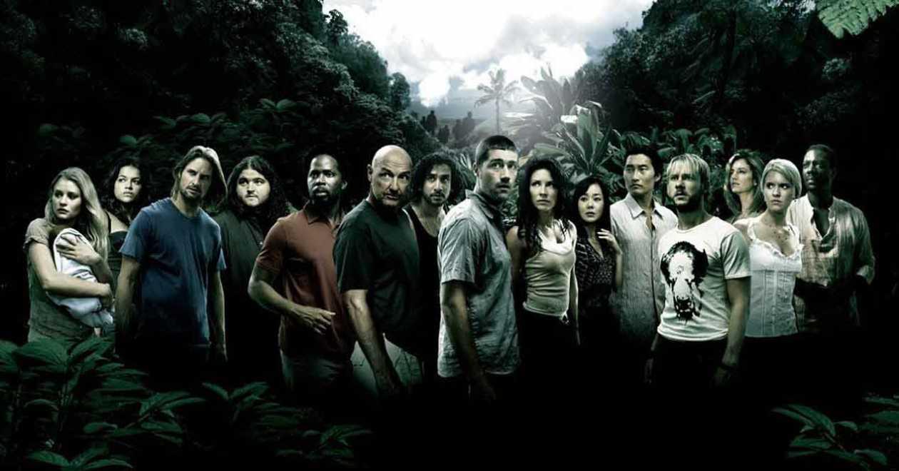 Lost - Best series on SKy