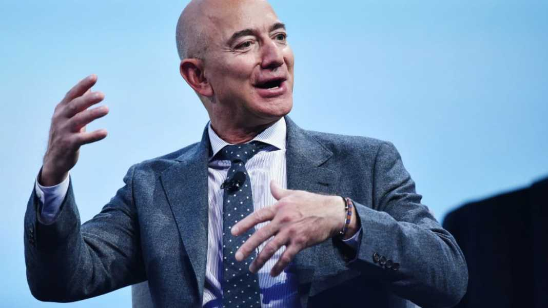 How much does Jeff Bezos make per minute?  The dizzying salary of the CEO of Amazon