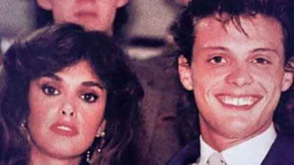 When Luis Miguel wooed the actress, he was already famous in Mexico with his children's records (Photo: Archive)