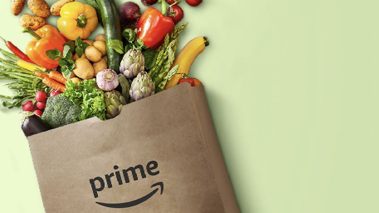 Amazon Fresh debuts in Italy: the shopping arrives home in two hours