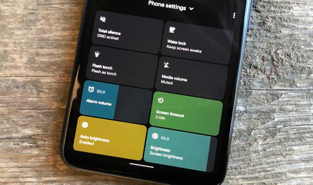 How to customize Android 11's power menu with your own controls and settings