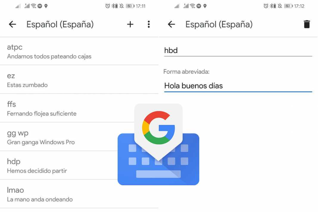 How to type faster with Gboard shortcuts