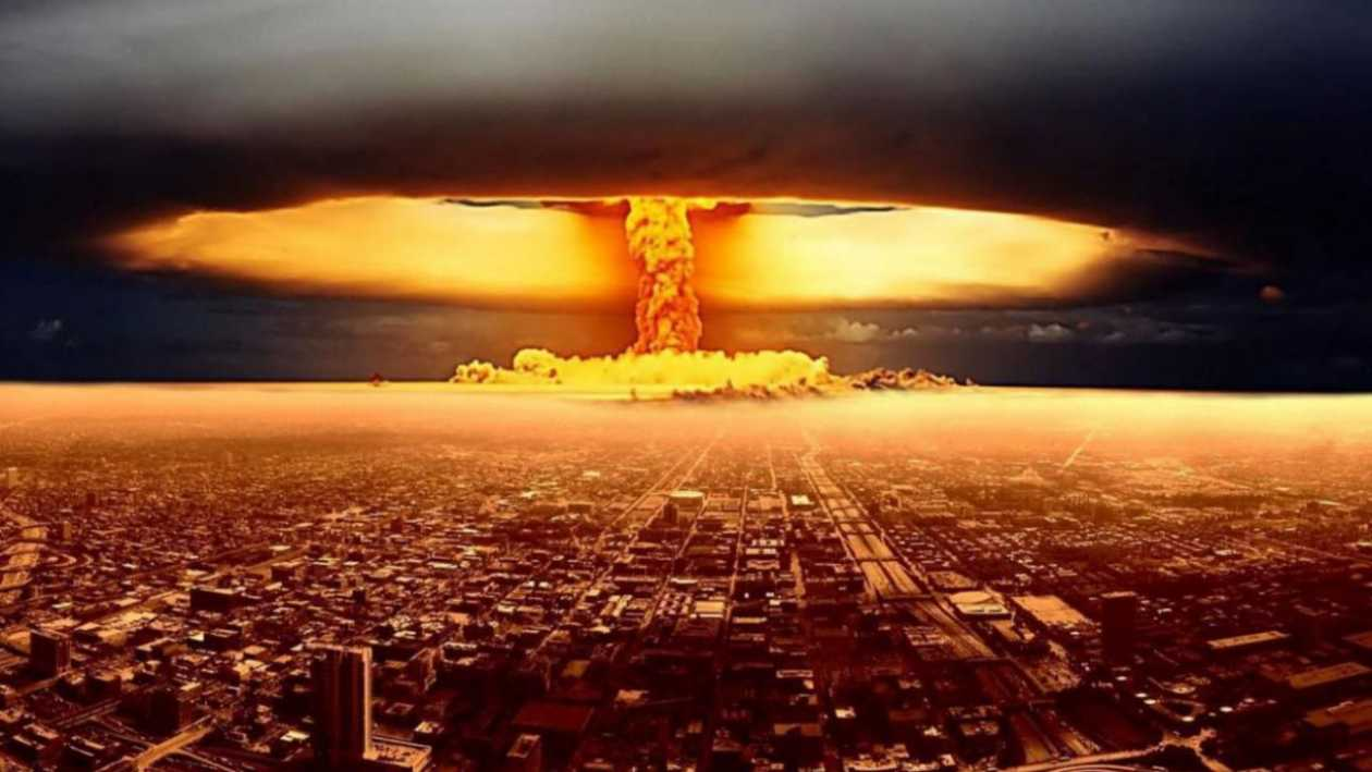 In the event of a nuclear war, not even the oceans could save us