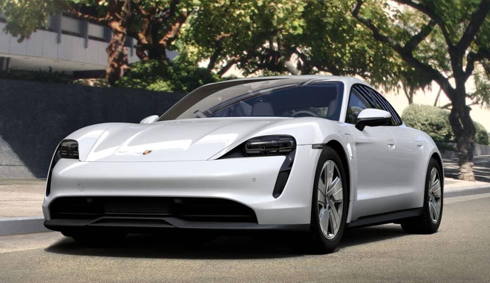 Porsche presents a new electric Taycan for less than 100,000 euros