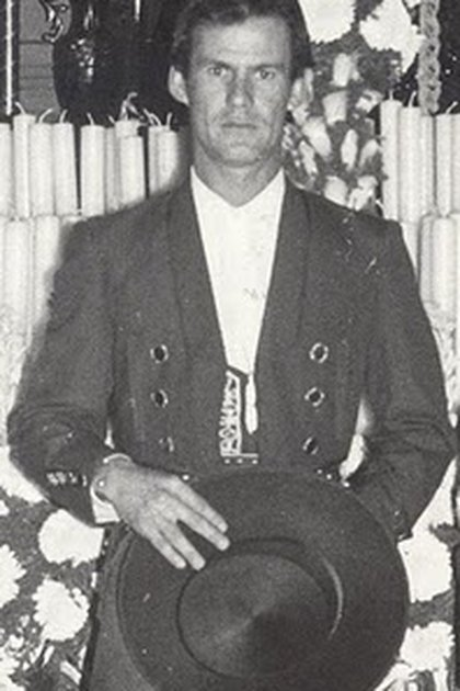 Arruza debuted in 1971, heir to his father