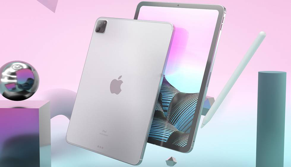The first render of the next iPad Pro (2021) is filtered, we tell you its possible news
