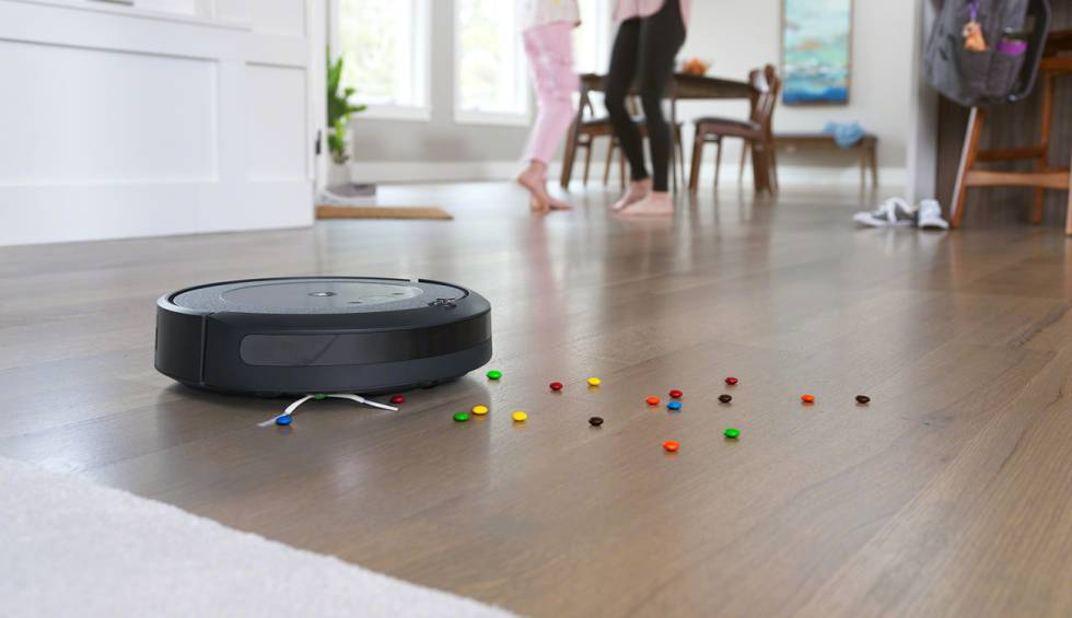 iRobot presents its new Roomba i3 + with more AI and self-emptying system