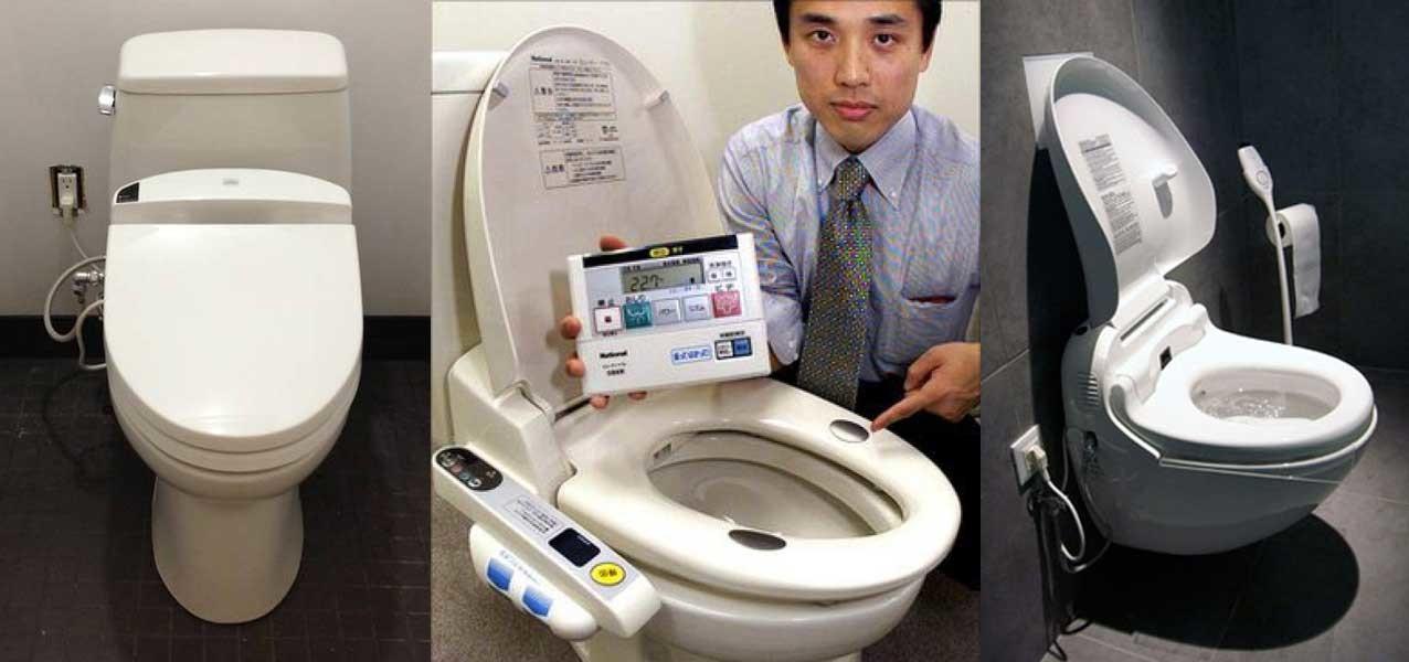 Inodoros Japon
