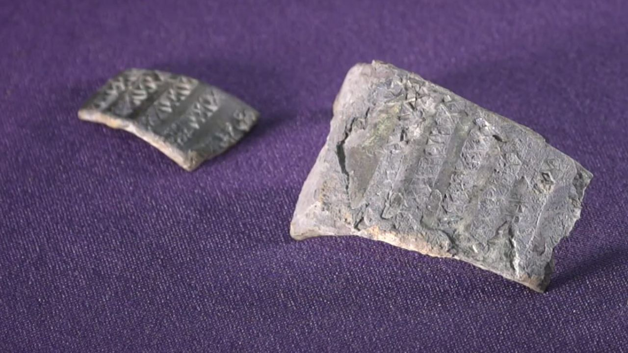 A booty of Viking artifacts from the Isle of Man has been declared a national treasure