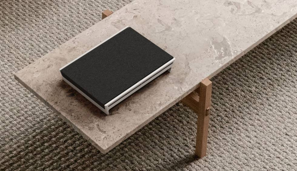 Bang & Olufsen presents a portable speaker that will make you fall in love