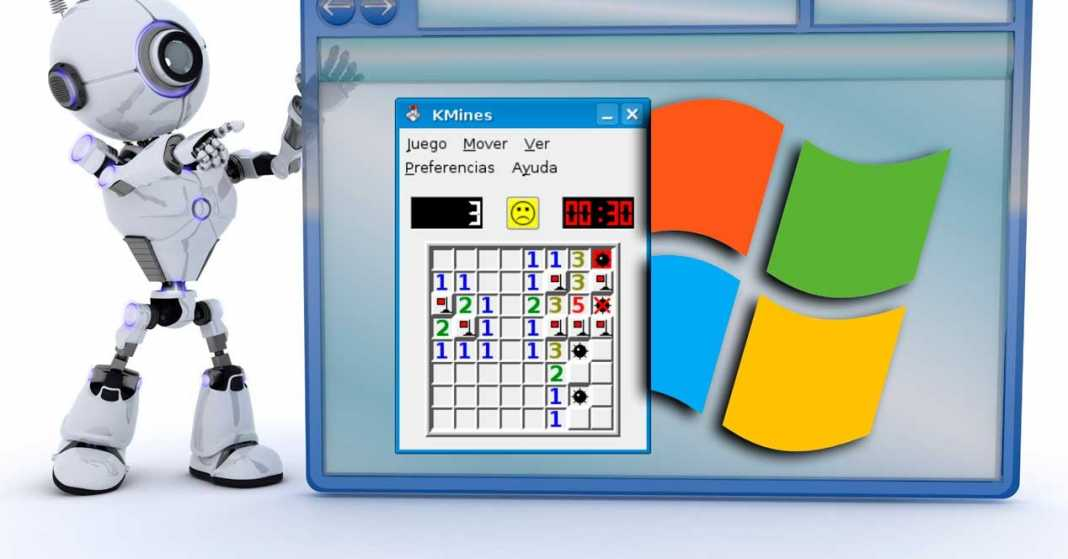 Do you miss Windows games?  So you can play