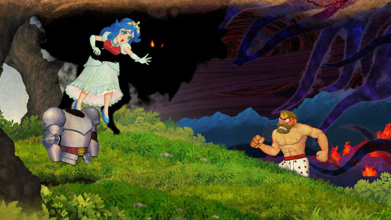 Ghosts n Goblins Resurrection review Review: the return of the brave knight