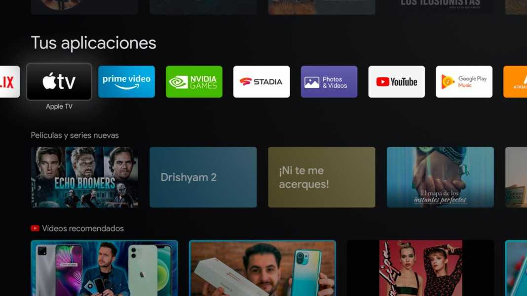 How to install Apple TV + on your Android TV: the subscription platform already on your TV