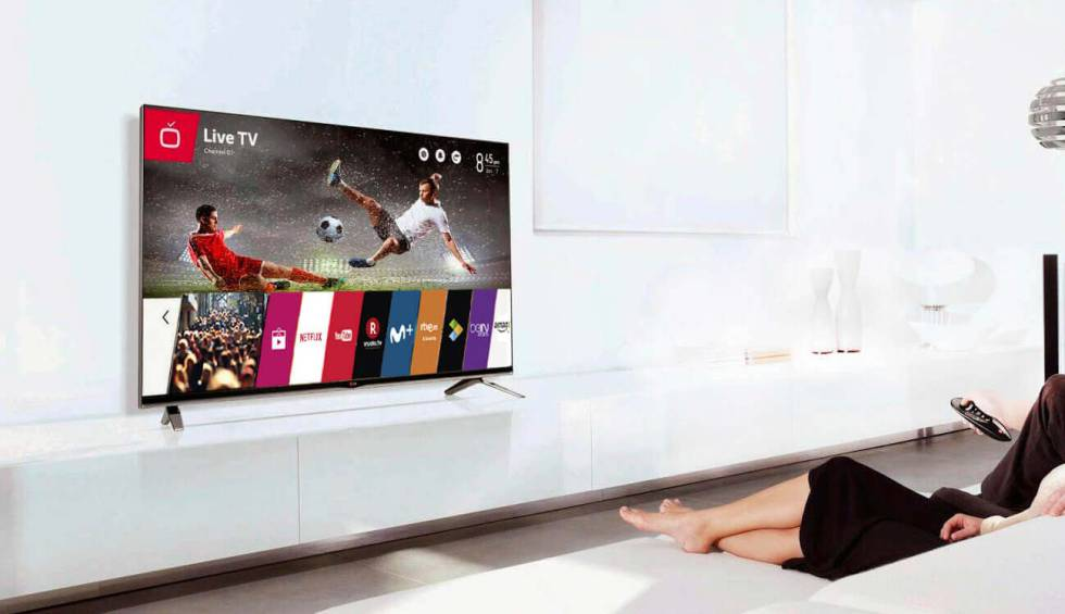 LG wants to compete with Android TV: opens webOS to other manufacturers