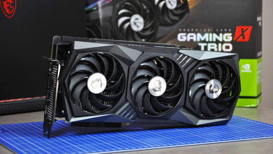 MSI RTX 3090 Gaming X Trio review Review: performance, and size, monstrous